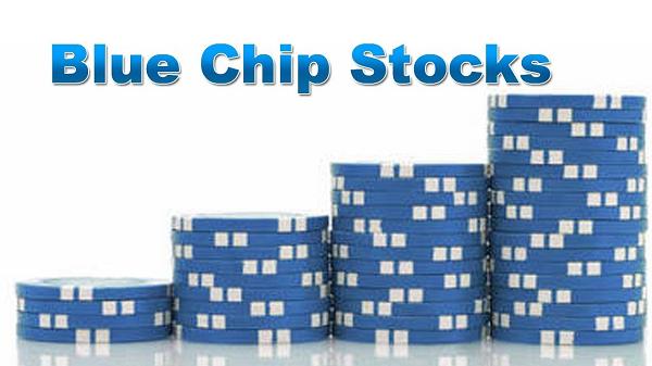 cổ phiếu blue chip là gì