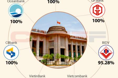Top 5 ngân hàng nhà nước lớn nhất Việt Nam hiện nay