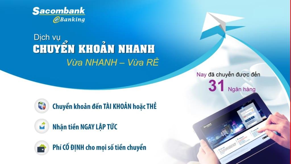 đăng ký internet banking sacombank 2