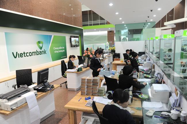 đổi tiền mới ở ngân hàng vietcombank