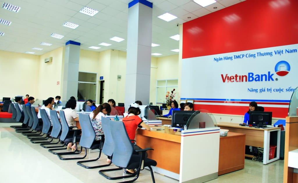 Lịch và thời gian làm việc của ngân hàng Vietinbank