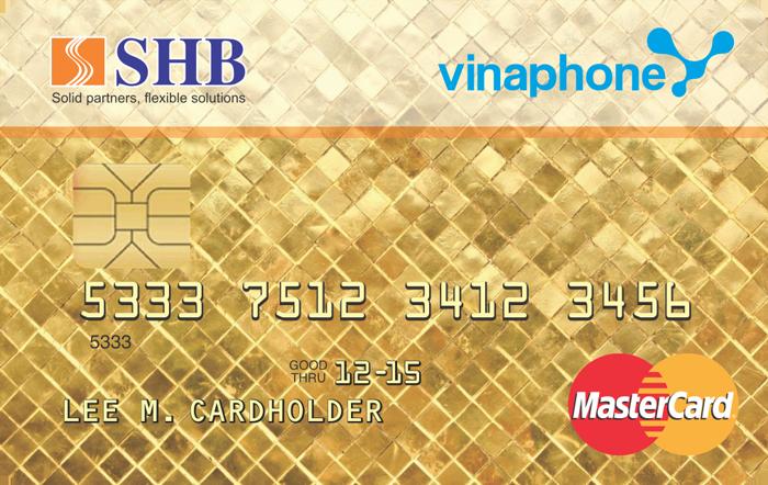 Hướng dẫn mở thẻ tín dụng SHB MasterCard