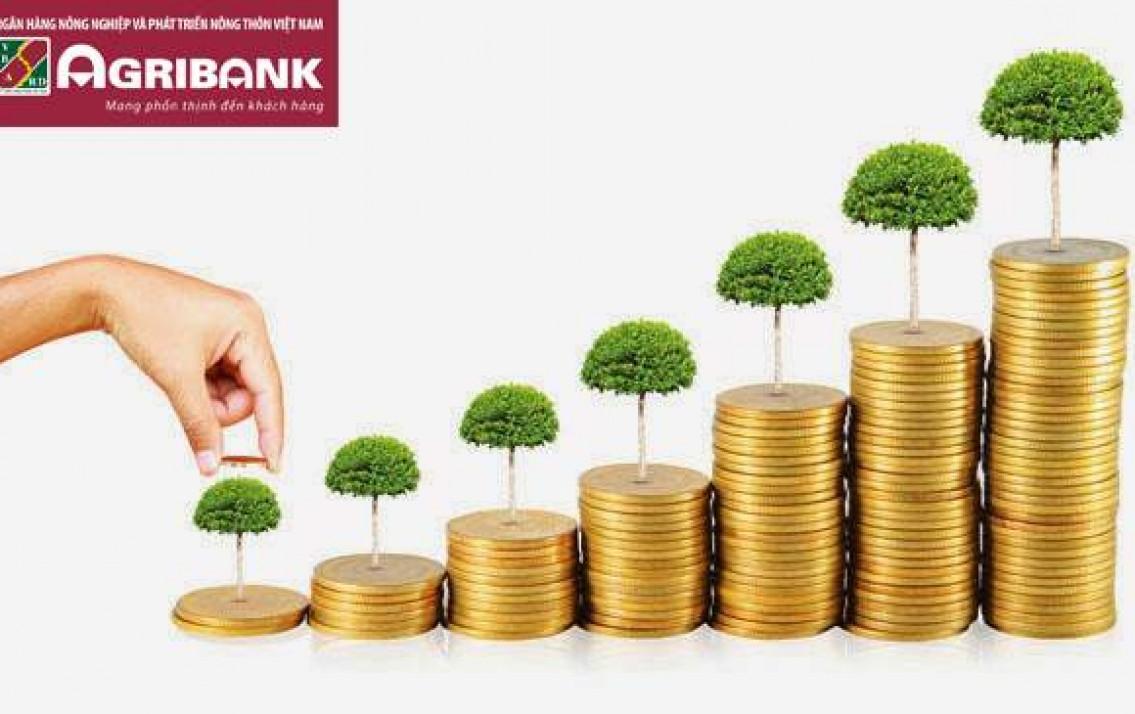 lãi suất gửi tiết kiệm ngân hàng agribank 1
