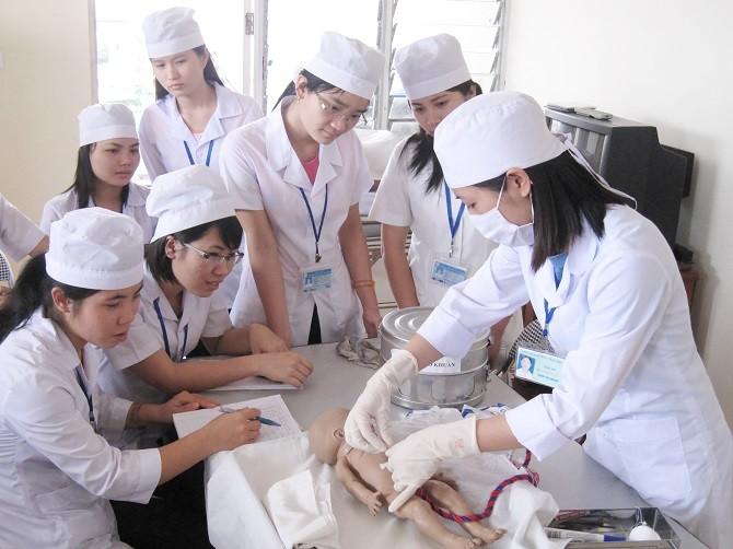 ngành điều dưỡng học trường nào