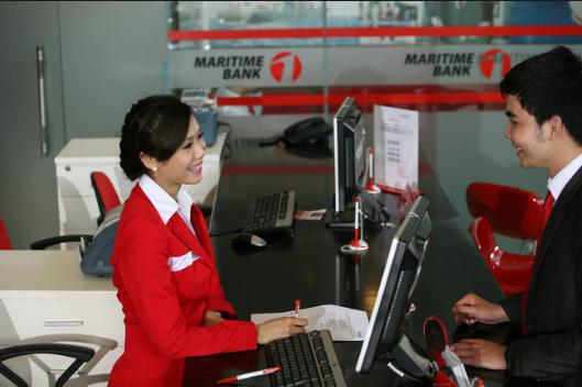 Giờ làm việc ngân hàng Maritime Bank như thế nào?