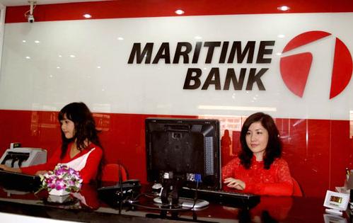 Lãi suất cho vay của ngân hàng Maritime Bank