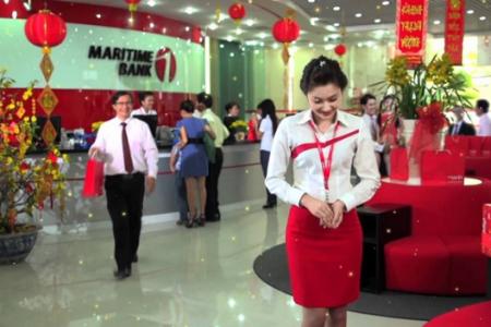 Lãi suất ngân hàng Maritime Bank được áp dụng như thế nào?