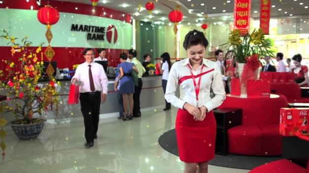 Lãi suất ngân hàng Maritime Bank
