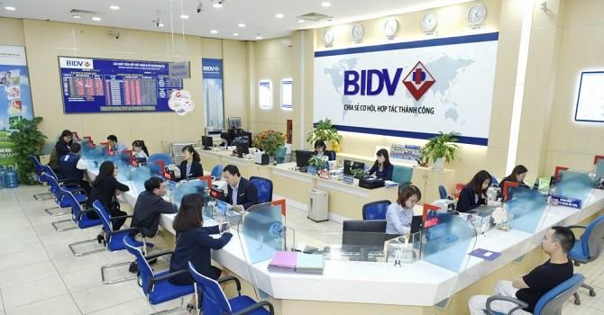ngân hàng bidv tên là gì