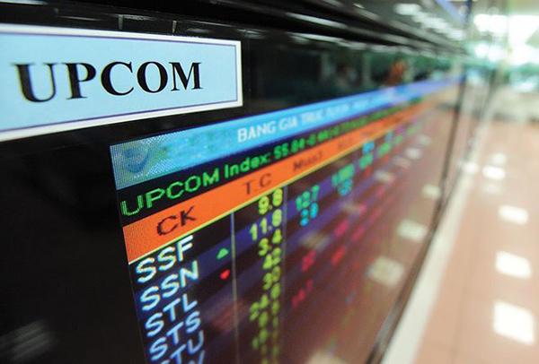 Sàn Upcom có tính minh bạch hơn so với sàn OTC