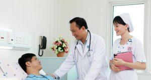 ngành Điều dưỡng bao nhiêu điểm