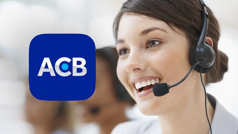 Dịch vụ chăm sóc khách hàng ACB