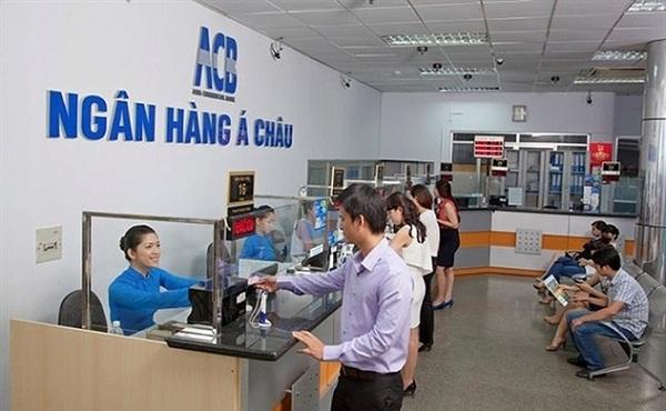 Các dịch vụ của ngân hàng ACB